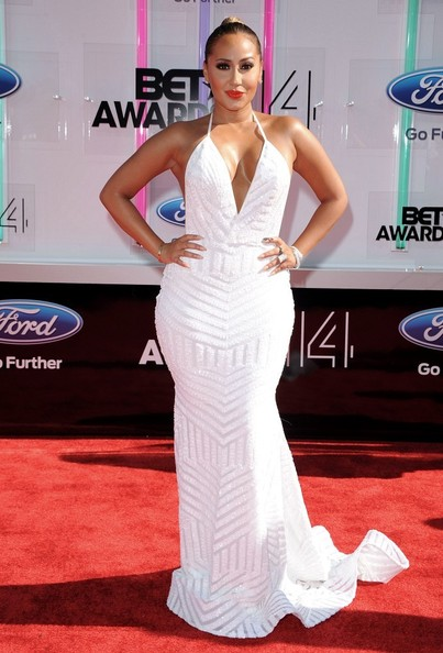 All White At The 2014 BET Awards