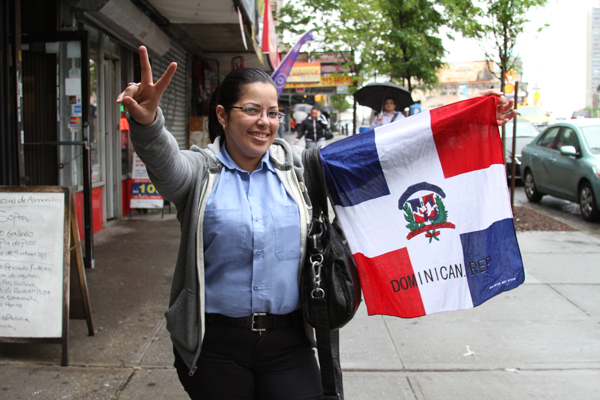 The Voting Power of Dominicanos!