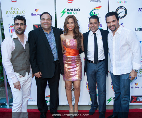 Dominican Film Festival Red Carpet with The Hottest Latino Stars