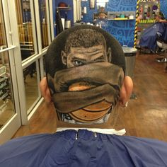 Tattooing on Heads?