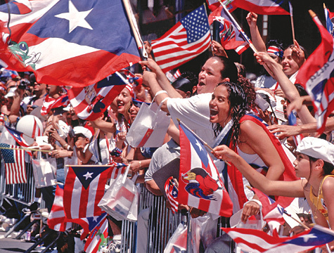 Celebrating the 54th Annual Puerto Rican Heritage Festival and Parade
