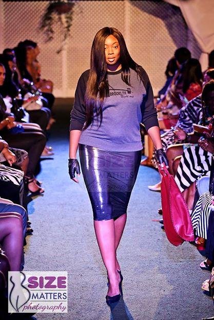 Uptown Fashion Week's First Plus Size Showcase
