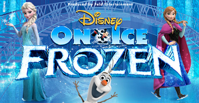 Disney's 'FROZEN' @ Barclays... An Ice Cold Emotional Performance
