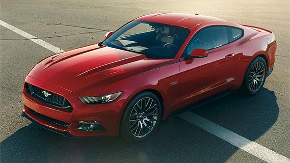 Ford rinde homenaje a cinco décadas del mundialmente favorito pony car con el Mustang edición limitada 50 aniversario