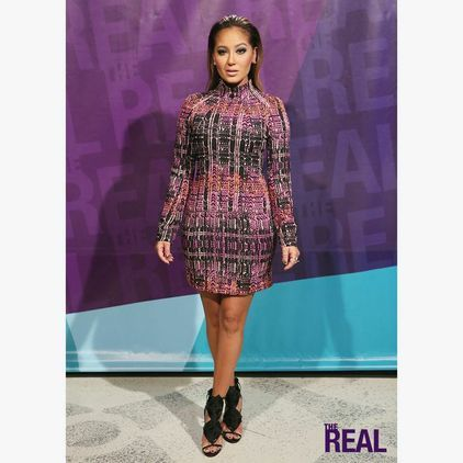 'Adrienne Bailon' Small But Packs A Good Punch