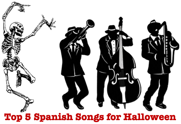 Top 5 Spanish Songs for Halloween – LatinTRENDS.com