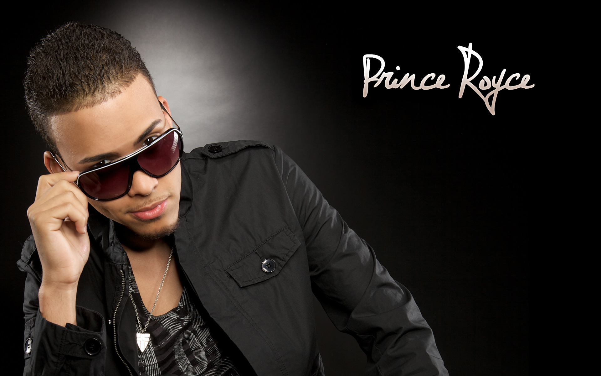 I'm 'Stuck On A Feeling' for Prince Royce!