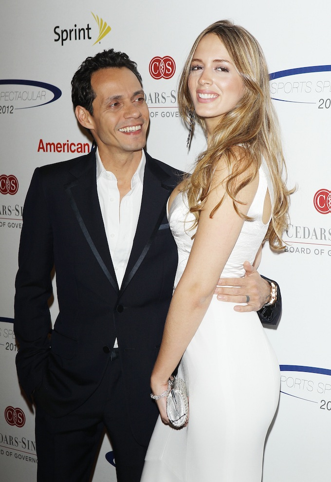 MARC ANTHONY : THIRD TIME THE CHARM?
