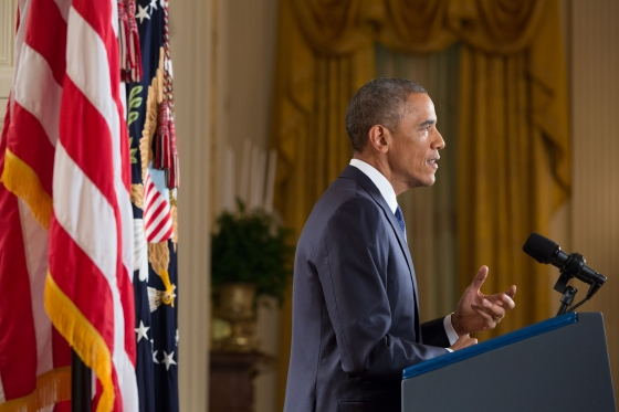 Pass the Bill: President Barack Obama to Republicans on his executive action regarding Immigration