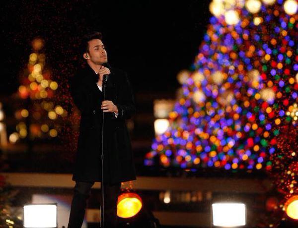 Prince Royce Rocked this Christmas @ Rockefeller Center!!
