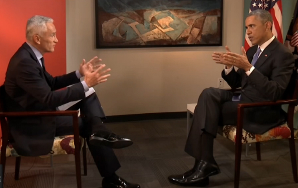 Jorge Ramos Calls President Obama the Deporter-In-Chief to his face