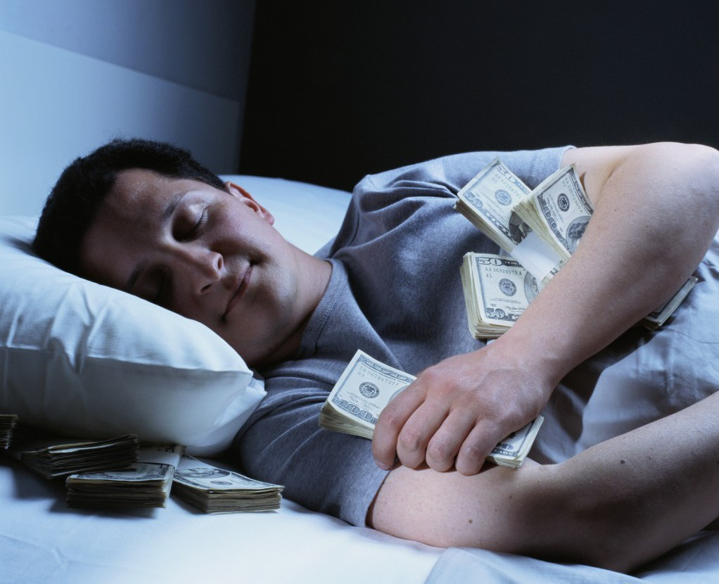Nasa S Paying 18k To Lie In Bed
