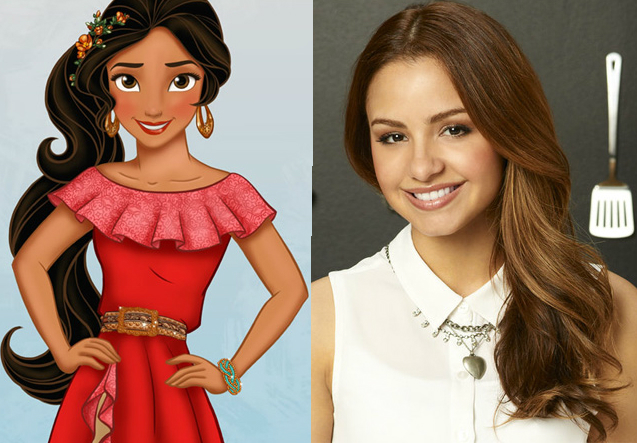 Dominican Born Aimee Carrero Will Be The Voice of Disney's First Latina Princess
