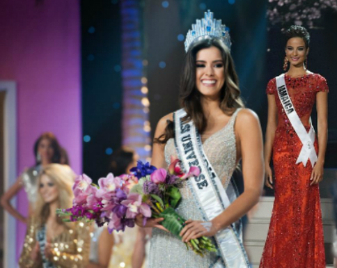 Colombia's Miss Universe Winner Paulina Vega Is In The Middle of Trending Controversy