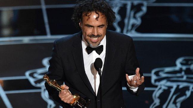Even With The Oscars' Lack of Diversity Latino Director Alejandro González Iñárritu Wins Coveted Awards