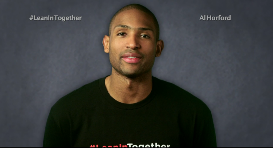 Dominican NBA All Star Al Horford Campaigns for #LeaninTogether