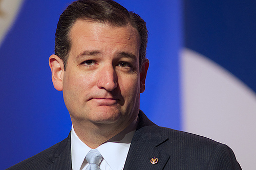 How About No: Ted Cruz as First Latino President, an American Nightmare