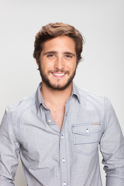 Diego Boneta Abercrombie
