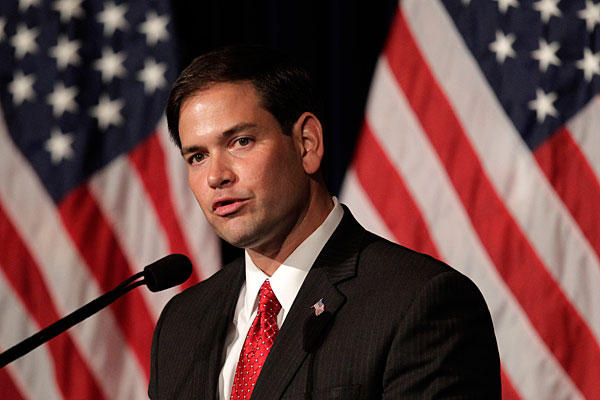 Can he or Can't he? Sen. Marco Rubio announces intention to run for President, but could he face hurdles