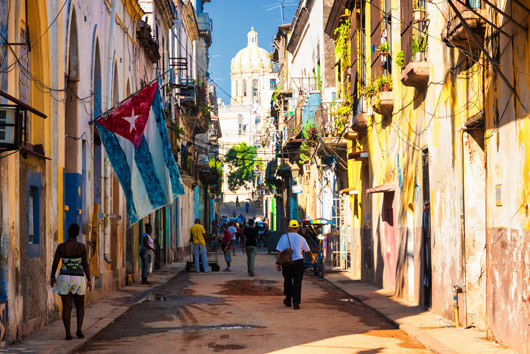 American Businesses Have An Eye On Cuba