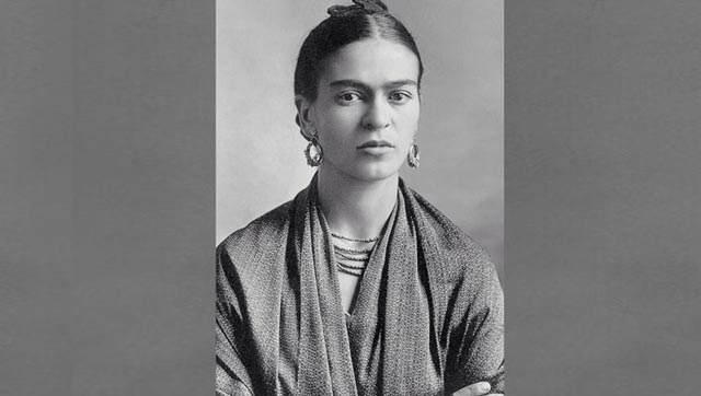 FRIDA KAHLO EXHIBIT SHOWS HER LOVE OF NATURE