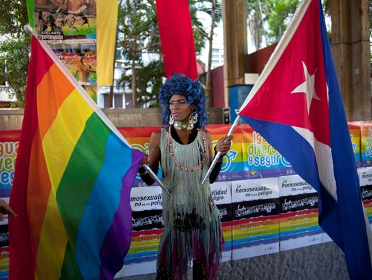 Growing Acceptance: Cuba embraces Gay Community, and could soon legalize Gay Marriage