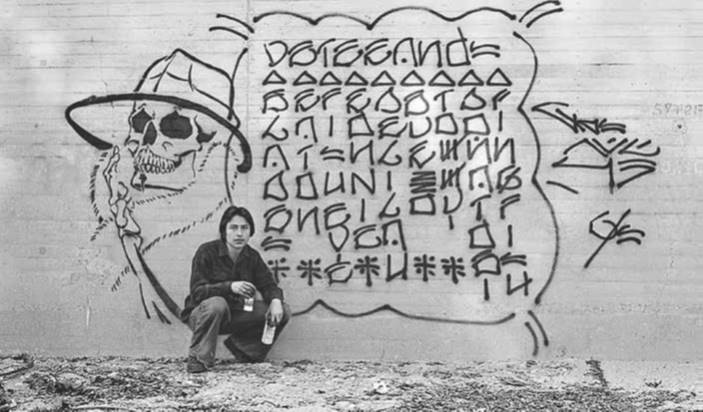 Street Art & The Latinos That Influenced The Culture of Writers