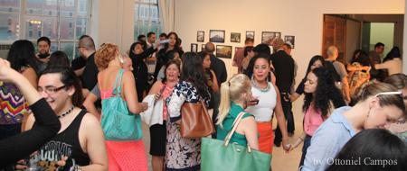 Through the Eyes of Raul Espinoza at Kawsay Art Show