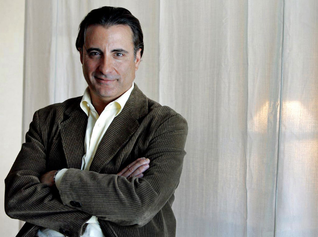 What You Didn't Know about Andy Garcia