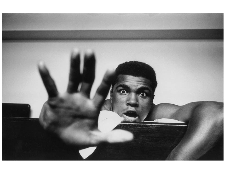 Muhammad Ali Gets Shot At!!