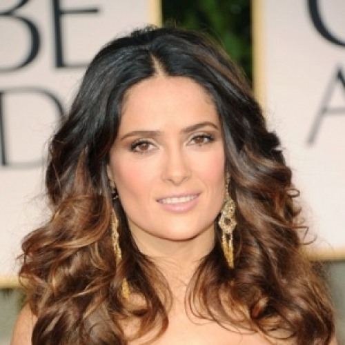 Salma Hayek Reveals her Fears of Being Childless