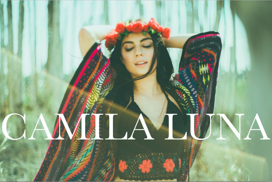 CAMILA LUNA: FROM COLLEGE TO THE LATIN GRAMMY'S