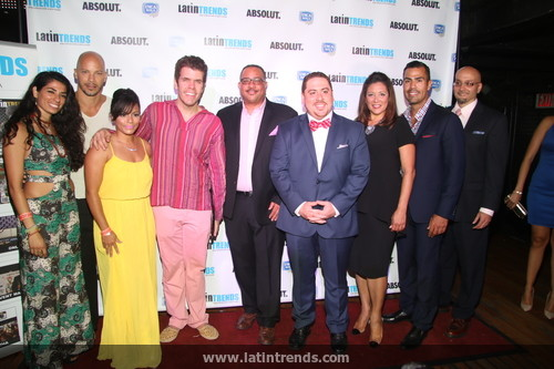 Photos of the LatinTRENDS 2015 Hispanic Heritage Industry Bash