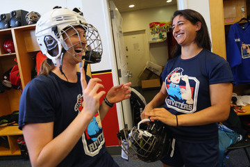 GABIE FIGUEROA EXCITED TO PLAY FOR NEW YORK RIVETERS
