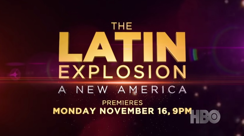 "Romeo Santos, Jennifer Lopez & more Latinos star in HBO's ""The Latin Explosion: A New America!"""