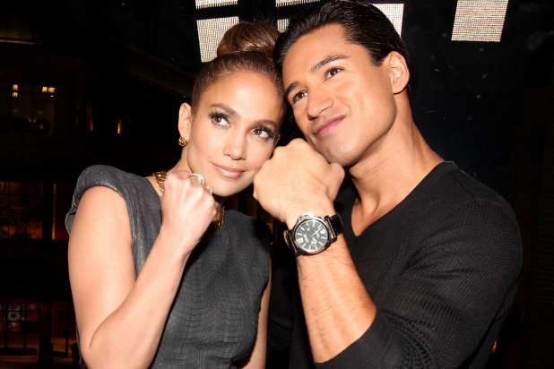 Mario and JLO – Two of Hollywood's Fittest Celebrities