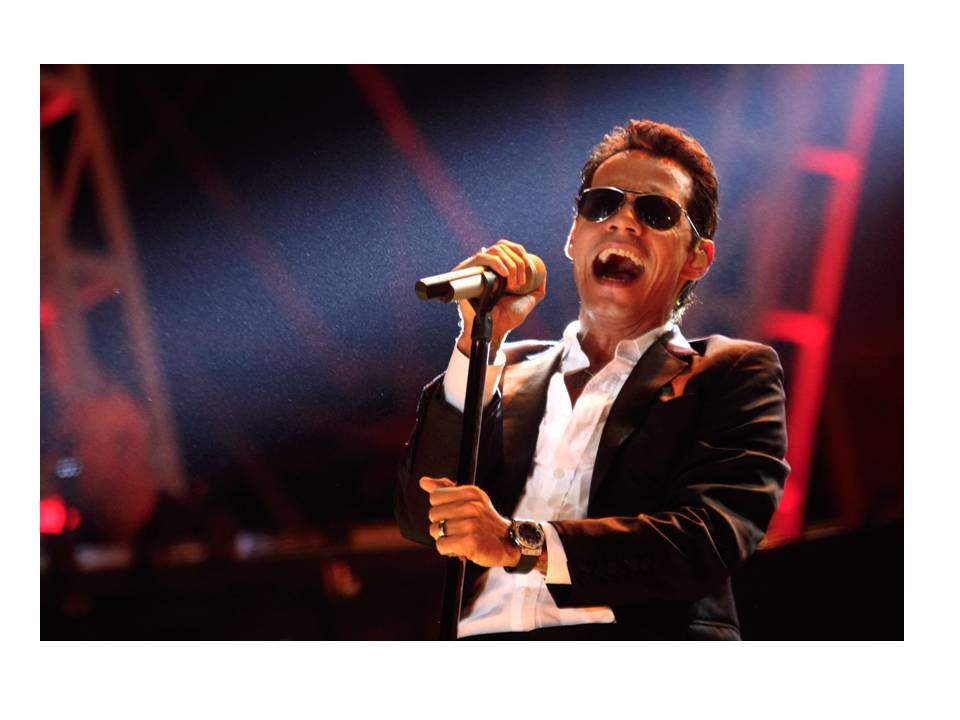 Remembering When Marc Anthony Said 'F*** Donald Trump at MSG Concert