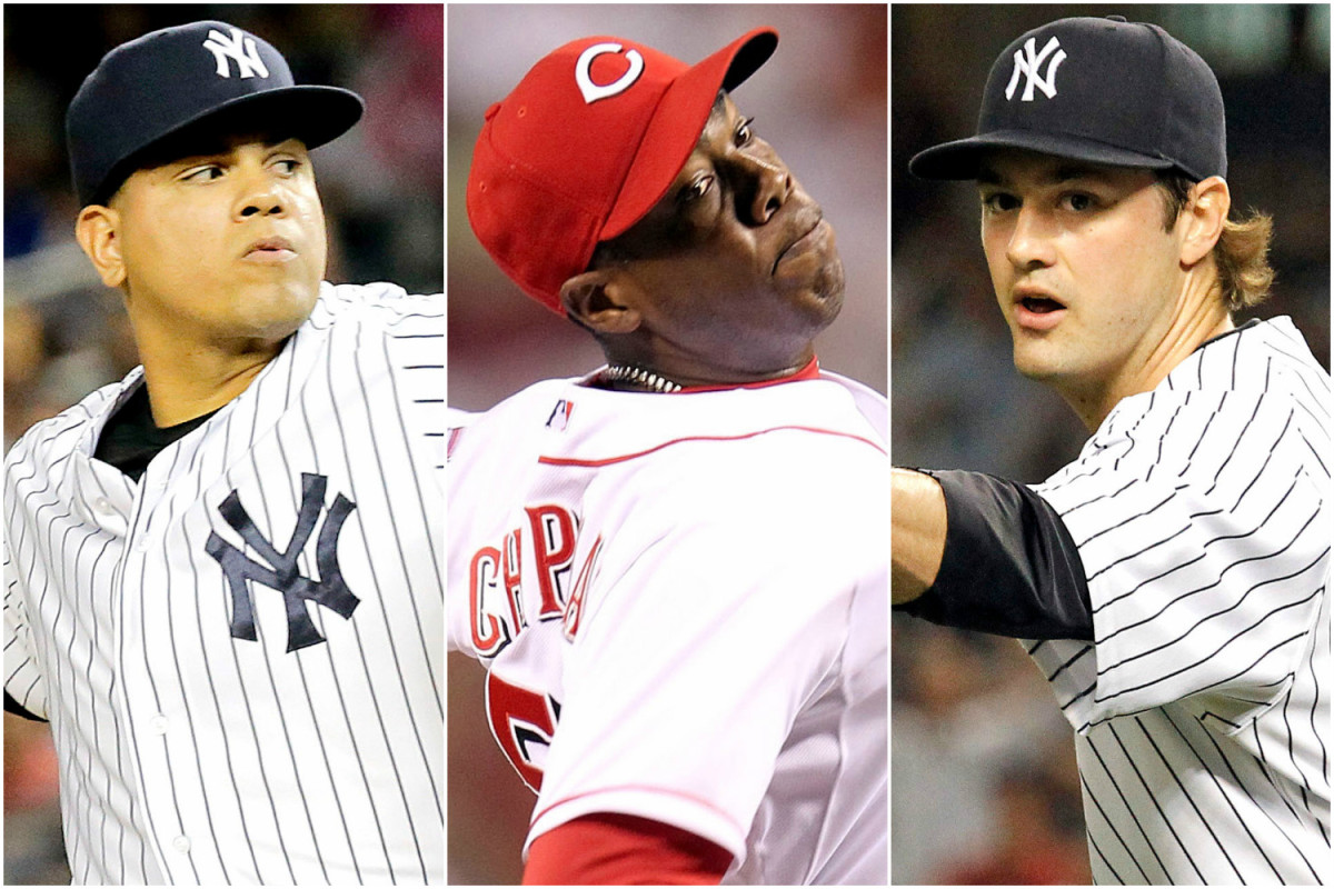 STRIKE-BMC READY TO CARRY YANKEES BACK TO THE POST SEASON.