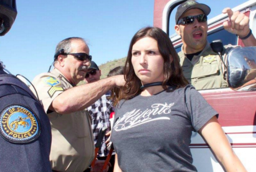 Latino U.S. Citizen & Trump Protester Arrested & then Detained by ICE Agents
