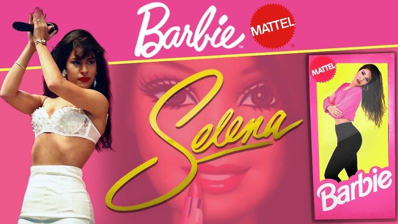 ¡Selena Vive As a Barbie!