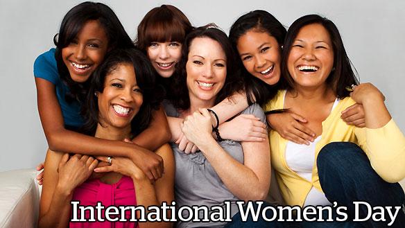 Latinas Celebrate International Women's Day