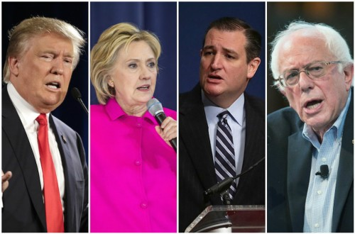 Who will Latinos vote for in the upcoming 2016 New York Primary?