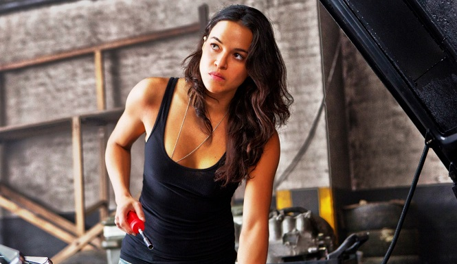 """MICHELLE RODRIGUEZ NOSTALGIC ABOUT """"FAST AND FURIOUS"""" RE-RELEASE"""