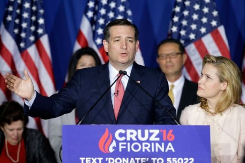 Ted Cruz drops out of Presidential Race!