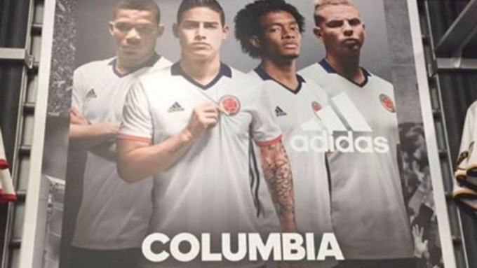 Adidas spends $$ MILLIONS on soccer ads with HUGE typo & Colombians are FURIOUS!