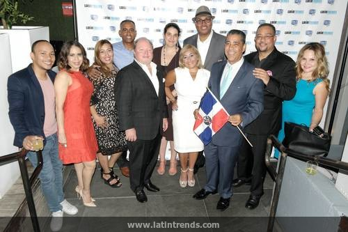 Photos from the LatinTRENDS Dominican Influencer Event