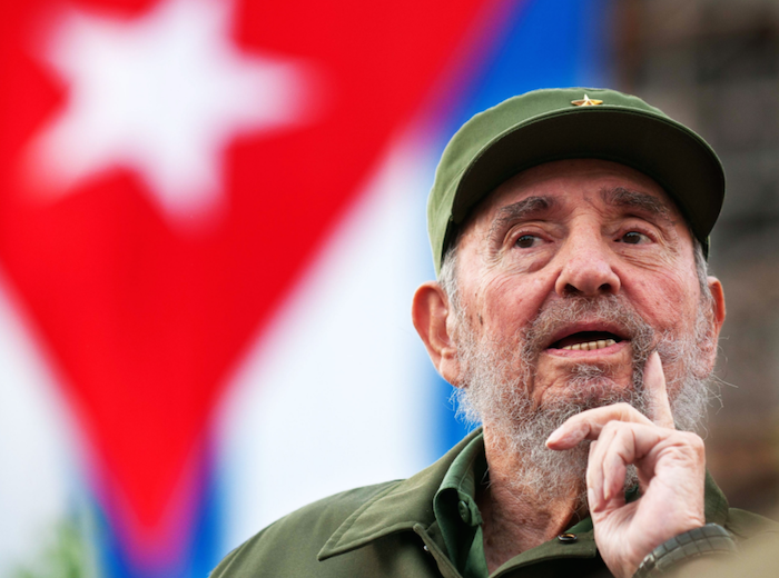The Many Faces of Fidel Castro