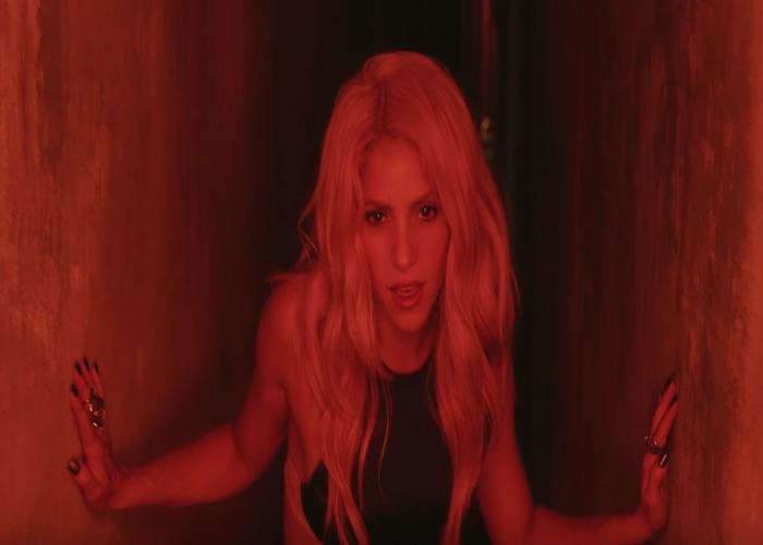 Shakira's Chantaje Music Video