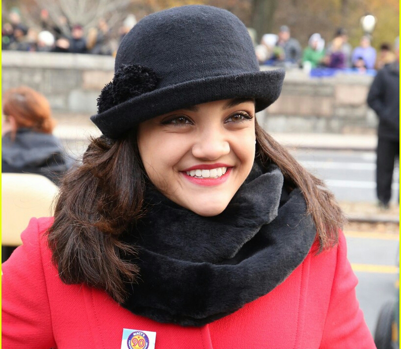Laurie Hernandez Has Much To Be Thankful For