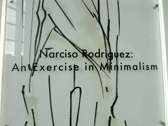 Couture fashion inspired by modern art: The legacy of Narciso Rodriguez